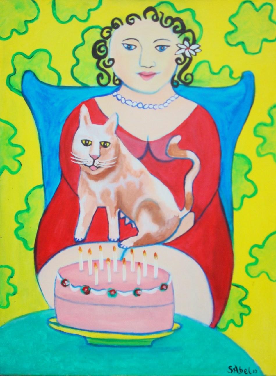 Birthday Cat (2)